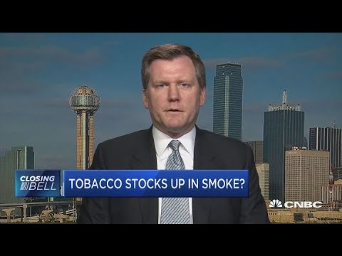 Why this expert says tobacco companies are still defensive s