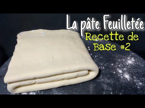 📌-la-recette-de-base-#2-:-la-pÂte-feuilletÉe