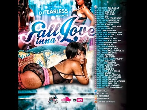 DJ FearLess - Fall Inna Love Dancehall Mix