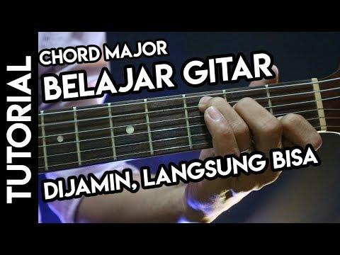 Belajar Kunci Gitar   [ A B C D E F G ] FULL DETAIL.