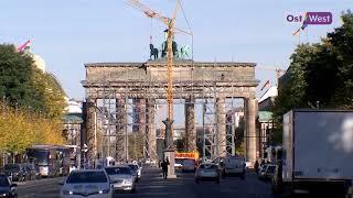 Дизельные автомобили ограничили в Берлине