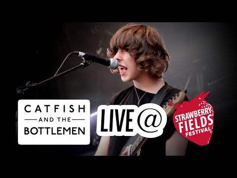 Catfish & the Bottlemen - Rango (Live at Strawberry Fields Festival 2013)