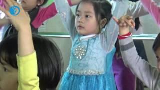 Dạy múa cho trẻ mầm non [thientuong]