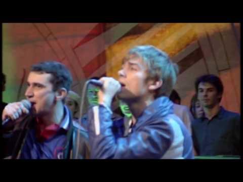 Blur :: Parklife :: Jools Holland 31-12-94