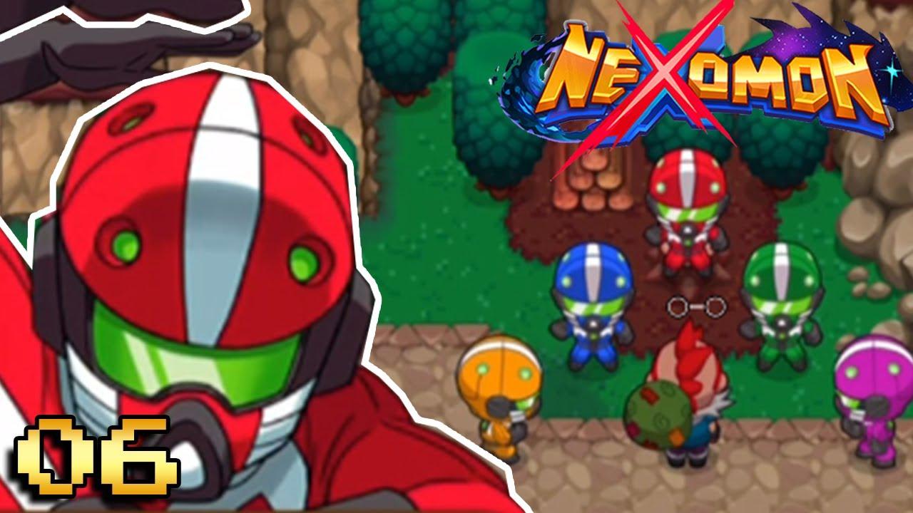 APARECEN LOS POWER RANGERS! - NEXOMON #06 by iMigbo Games - Juegos de iOs &  Android