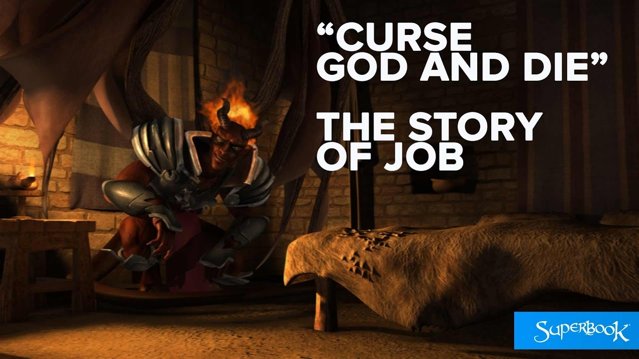 Curse God and Die!