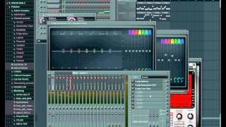 enhancing drums and bass by eqing in fl studio