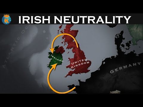 Why was Ireland Neutral in WW2?