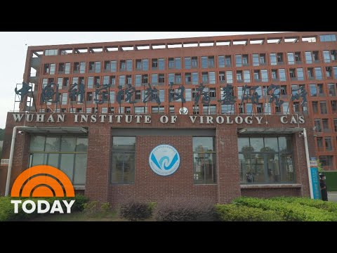 Inside The Wuhan Lab At Center Of Coronavirus Controversy | TODAY