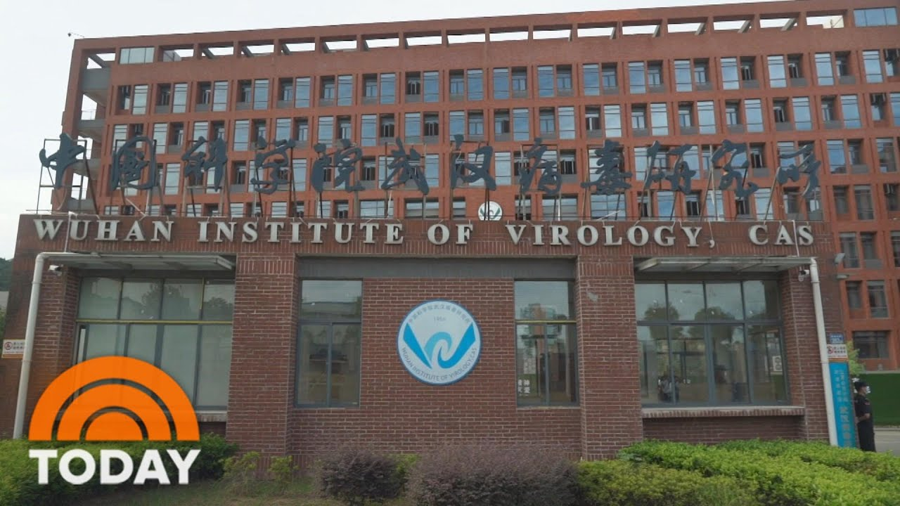 Download Inside The Wuhan Lab At Center Of Coronavirus Controversy | TODAY