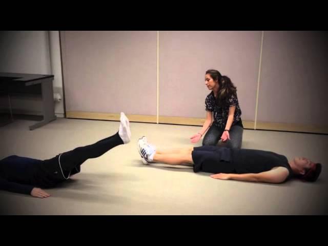 Видео гимнастика для сексуальных мышц и мошонки мужчин