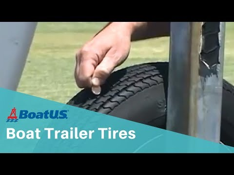 Average Tire Pressure For Cars, 11 Things To Know About Boat Trailer Tires Trailering Boatus Magazine, Average Tire Pressure For Cars