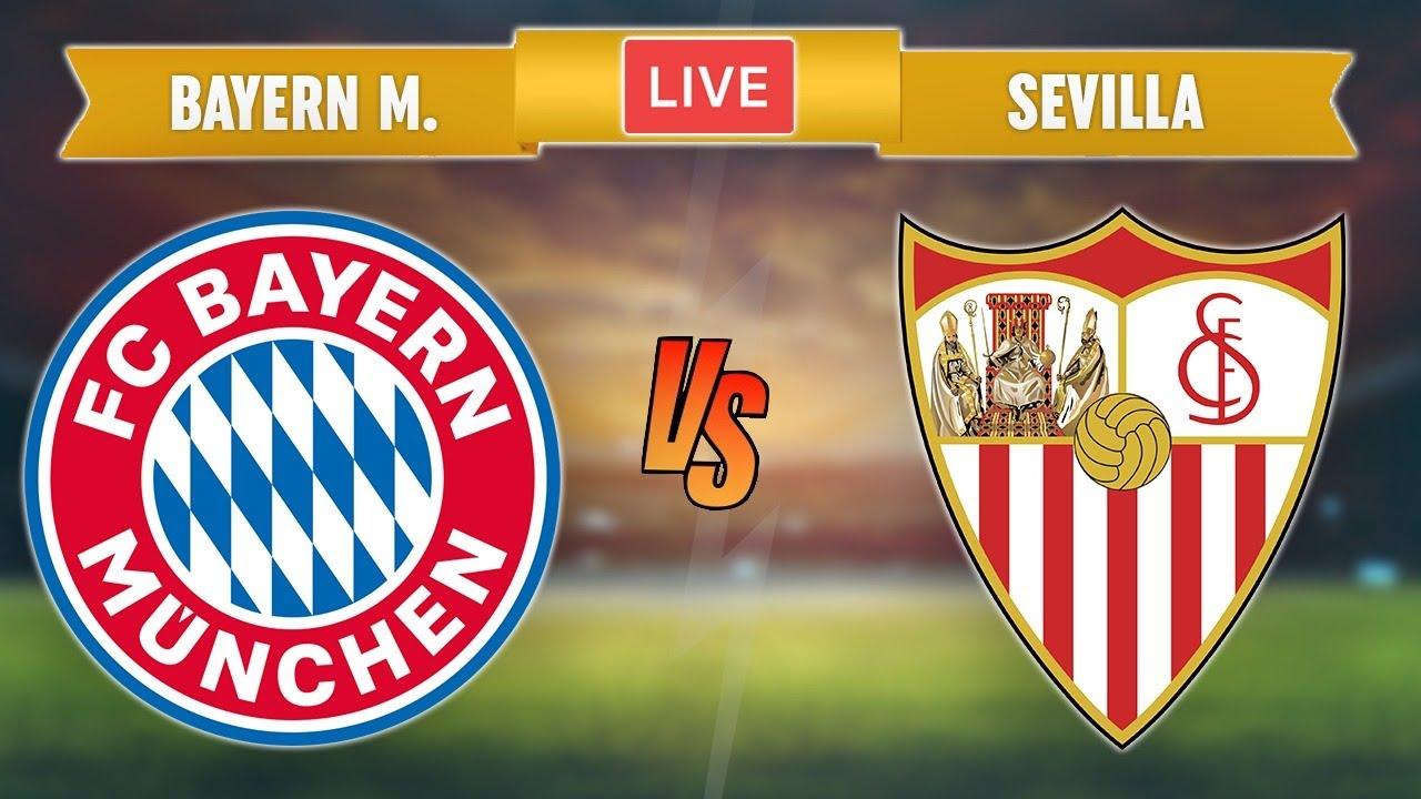 2020 UEFA Super Cup: Bayern Munich vs. Sevilla | Live stream ...