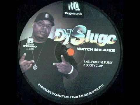DJ SLUGO: Booty Clap [Thug Records]