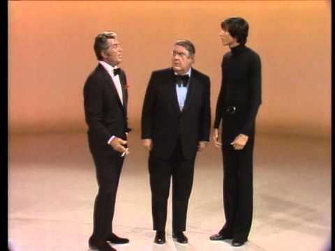 Dean Martin, Zero Mostel & Tommy Tune  Me & My Shadow