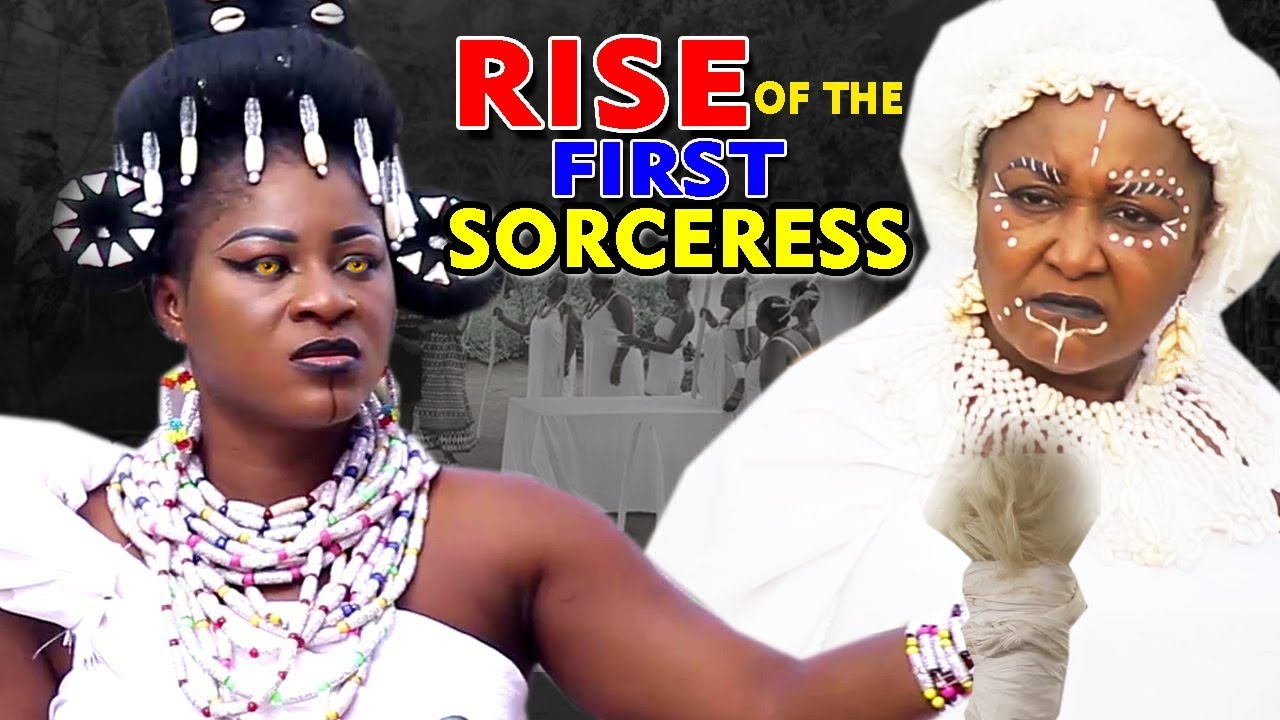 """Download New Movie """"RISE OF THE FIRST SORCERESS"""" Season 1&2 - Destiny Etiko 2019 Latest Nollywood Epic Movie"""