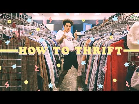 How To Thrift Like A Teen 👕🌟