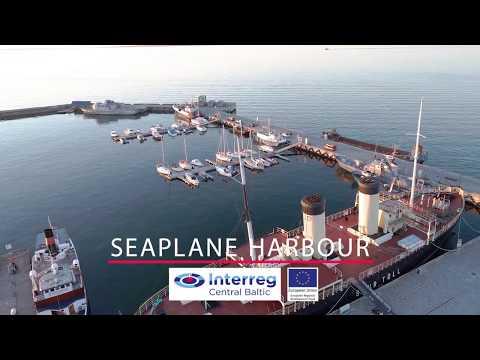 Seaplane harbour ESTONIA