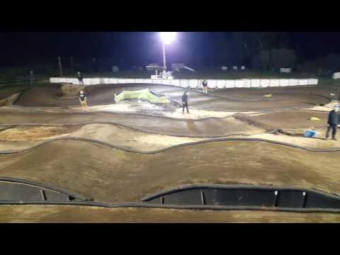 2017 Play ground R/C Speedway Nitro Buggy A.main