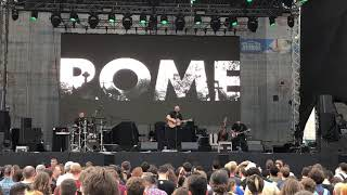 Rome - One Lion's Roar (Live at Artmania Festival, Sibiu, Romania, 27.07.2018)