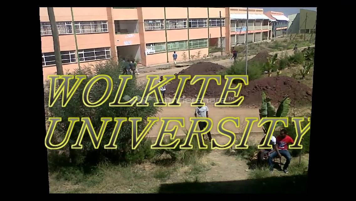 wolkite university - YouTube