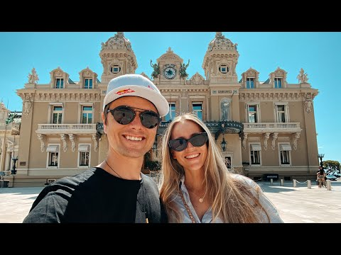 MONACO IS OPENING UP! - New Casino Square!