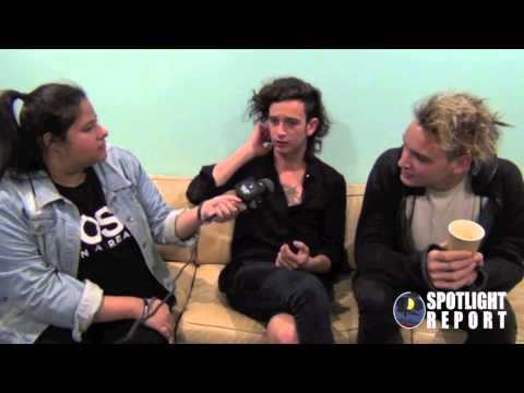 On The Spot  The 1975's Matt Healy or Cat Dealy and George!