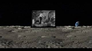 360° Virtual Reality Moon Drive-In Movie- The Last Man on Earth 1964