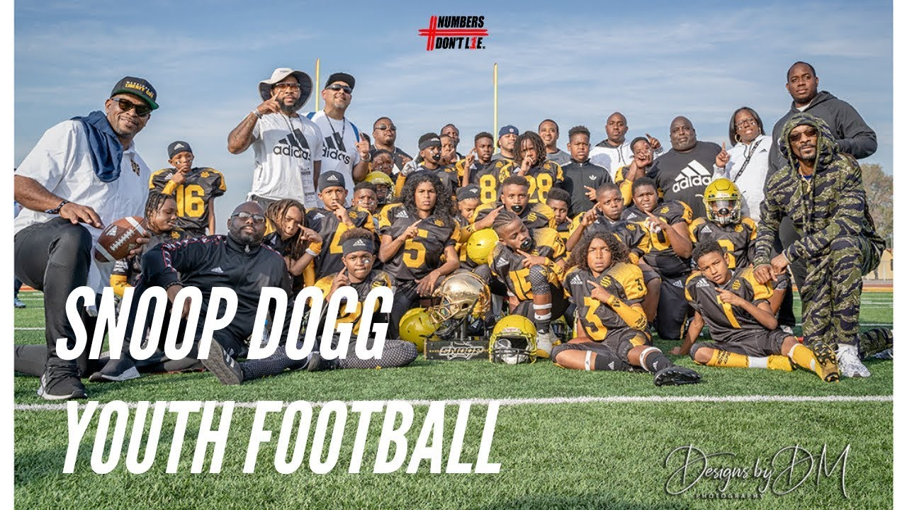 Snoop Dogg Youth Football League Syfl December 22 2018 Youtube