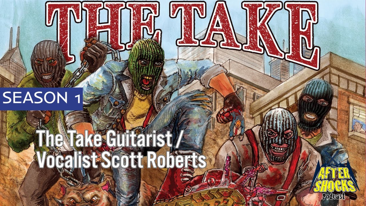 The Real Reason I Left Biohazard - The Take Vocalist Guitarist Scott Roberts