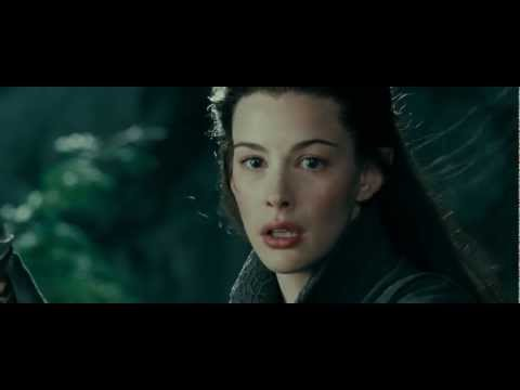 LOTR: The Fellowship of the Ring  Arwen Escape