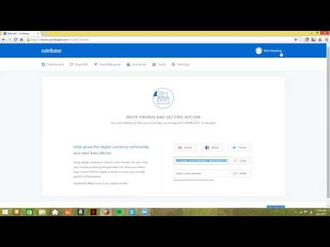 Coinbase referral for Free $10