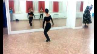 Стриппластика | комбинация для начинающих | choreographer Christina Khokhlova