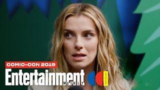 'Glow' Star Betty Gilpin Joins Us LIVE | SDCC 2019 | Entertainment Weekly