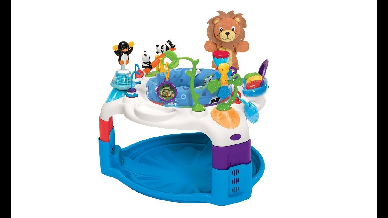 7b05ce9e2 Baby Einstein Around The World Discovery Center - Product Review
