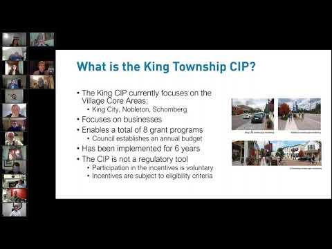 CIP Virtual Open House - Jan. 27, 2021