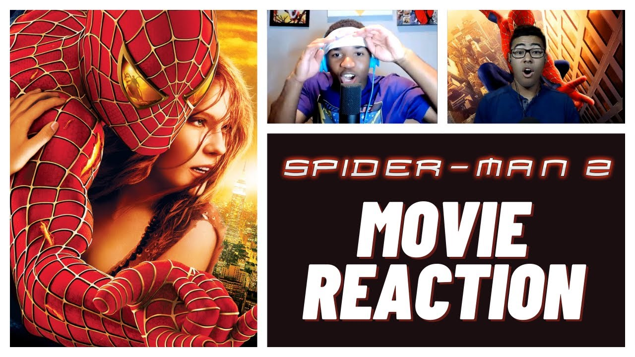 Download THIS MOVIE IS ICONIC! SPIDER-MAN 2 (2004) Movie Reaction!