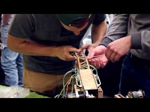 Innovationsprojekt 2016 ETH MAVT ETHZ