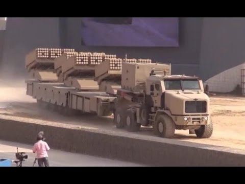 "World's Biggest Multiple Launch Rocket System ""Jobaria"""