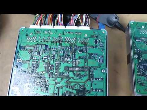 Toyota 35L V6 2GR-FE ECU Hacked! Immobilizer Removed - YouTube