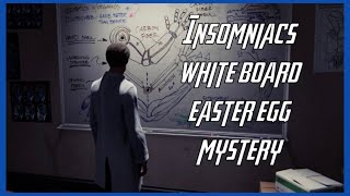 Insomniac's Whiteboard Easter Egg - Is there a Spider-Man PSVR game in the works???