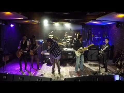 Rod Stewart - Hot Legs (Cover) At Soundcheck Live / Lucky Strike Live