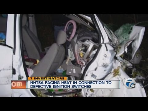 NHTSA facing heat in General Motors ignition switch recall