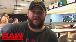 Kevin Owens gives an update on his recovery: Raw, Feb. 11, 2019
