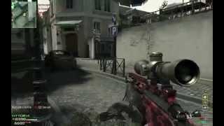 MW3 Sniper Quickscope Moab ITA
