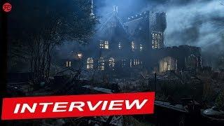 THE HAUNTING OF HILL HOUSE | Die Postproduktion | Interviews mit den Darstellern