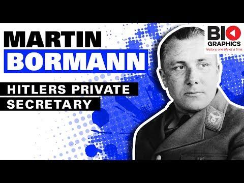 Martin Bormann: Hitlers Private Secretary