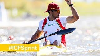 Final K1M 1000m Sprint 1 | Montemor-O-Velho 2015