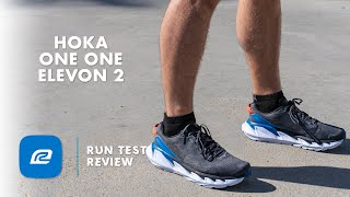 Hoka One One Elevon 2 Shoe Review