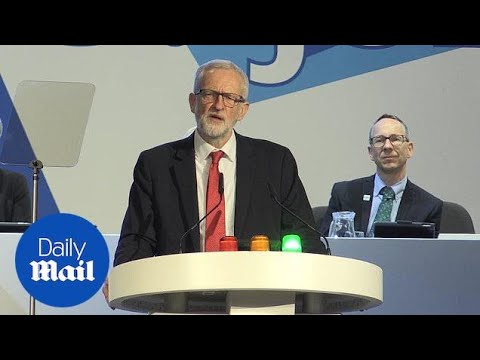 Jeremy Corbyn pledges an end to SATs and tuition fees